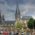 Ghent Belgium by Paul James Bannerman