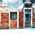 Ghetto Living  Venice by Merton Allen