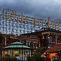 Ghirardelli Square by Chuck Lapinsky