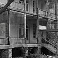 Ghost At The Asylum by Randy J Heath