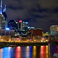 Ghost Ballet In Nashville by Frozen in Time Fine Art Photography