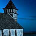 Ghost Church by Rikk Flohr