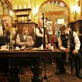 Ghost Musicians by Madeline Ellis