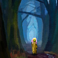 Ghost On The Road 419 by Maciej Mackiewicz