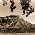 Ghost Ranch Santa Fe Vignette by Kay Brewer