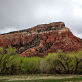 Ghost Ranch View by Diana Powell