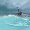Ghost Ship by Gail Krol