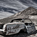 Ghost Town Junked Car by Stuart Litoff