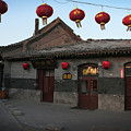 Ghost Town On The Eve The Chinese New Year by Jed Holtzman
