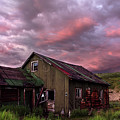 Ghost Town Sunset 1 by Dave Dilli