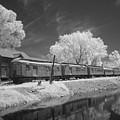 Ghost Town Train by Carl Hinkle