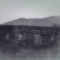 Ghostly Old Western Mirage by Linda Phelps