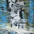Ghostrider Reflection by Valerie Ann Peterson