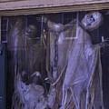 Ghosts In Window by Garry Gay