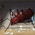 Giant Ant by Scott Harshbarger