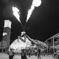 Giant Flamethrowing Praying Mantis by SR Green