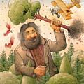 Giant by Kestutis Kasparavicius