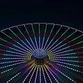 Giant Wheel Ferris Wheel by Srinivasan Venkatarajan