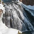 Gibbon Falls by Bob Phillips