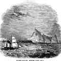 Gibraltar, 1843 by Granger