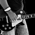 Gibson Les Paul Guitar  by Randy Steele