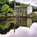 Gibson Mill by Paul Dene Marlor