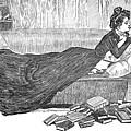 Gibson: Reader, 1900 by Granger