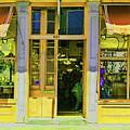 Gift Shop Windows by Artie Rawls