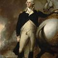 Gilbert Stuart by George Washington