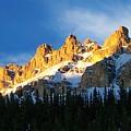 Gilded Ridge by Greg Hammond