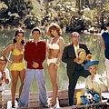 Gilligans Island Cast by Peter Nowell