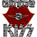 Gimme A Kiss by Diana Raquel Sainz