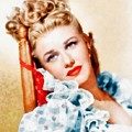 Ginger Rogers By John Springfield by John Springfield