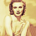 Ginger Rogers, Hollywood Legends by John Springfield