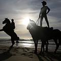 Horseback Riding by Mahmoud Issa