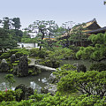 Ginkaku-ji Zen Temple No. 1 - Kyoto Japan by Daniel Hagerman