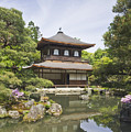Ginkakuji Temple by Rob Tilley