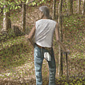 Ginseng Hunting by Donnis Crowe