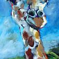 Giraffe by Claire Kayser