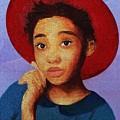 Girl 1 by Tafadzwa Ziona