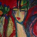 Girl In Darkness by Katerina Stamatelos
