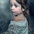 Girl In Lace by John Neeve
