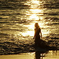 Girl In The Light by John Loyd Rushing