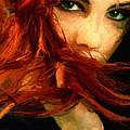 Girl Portrait 08 by James Shepherd
