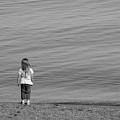 Girl Shore by Steven R Breininger