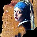 Girl With Capicitor by Qasim Joyo