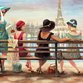 Girls Day Out by Steve Henderson