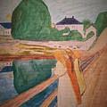Girls On The Bridge by John Cunnane