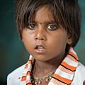 Girl Portrait by Aivar Mikko