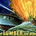 Give Us Lumber For More Pt's by War Is Hell Store